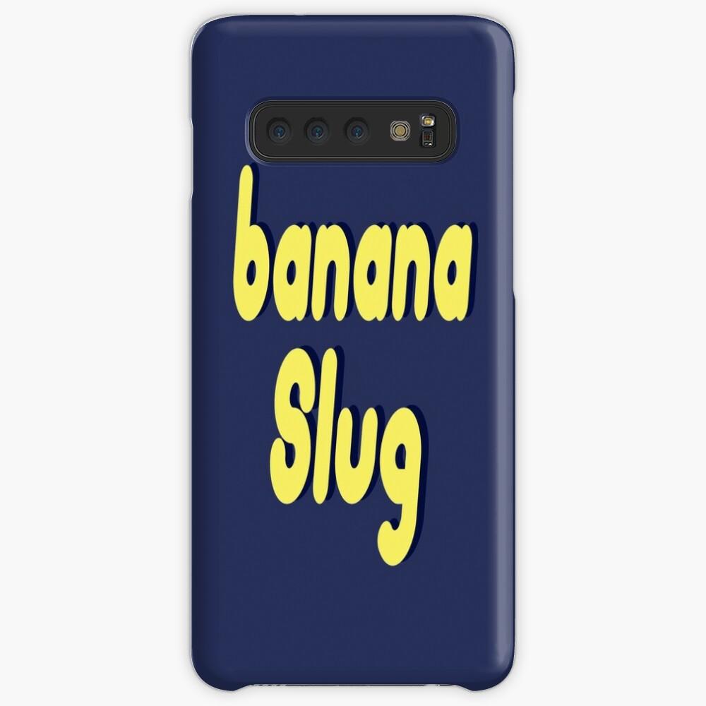 Banana Slug Funda y vinilo para Samsung Galaxy