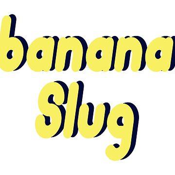 Banana Slug by livinginamovie
