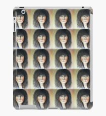 Scary women iPad Case/Skin