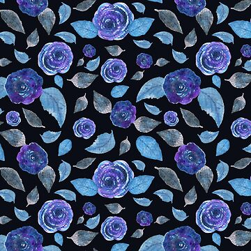Midnight Roses by Neginmf
