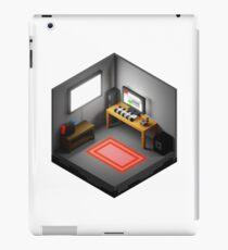 Game Block voxel iPad Case/Skin