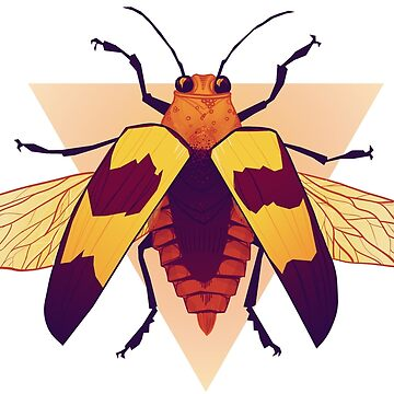 Winged Beetle by FionaCreates72