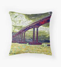 Tasman Bridge, Hobart Tasmania Throw Pillow