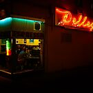 Pellegrinis at NIght by Andrew Wilson