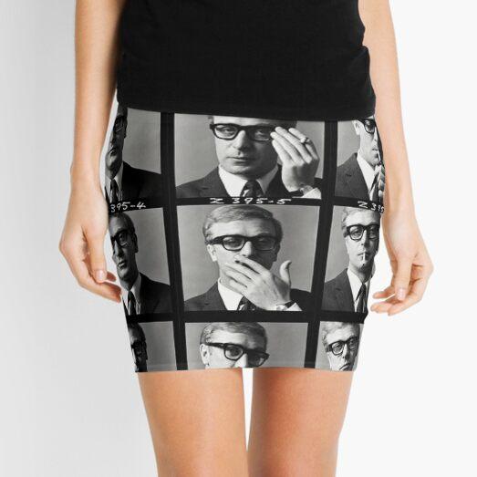 Michael Caine Mini Skirt