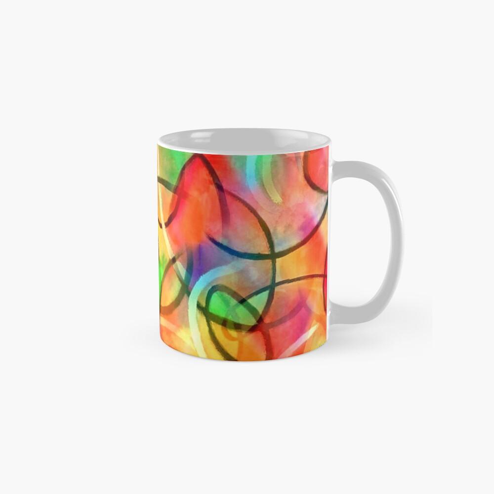 Joyful Curls Mug