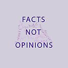 FACTS NOT OPINIONS Geological Equations by SiobhanFraser