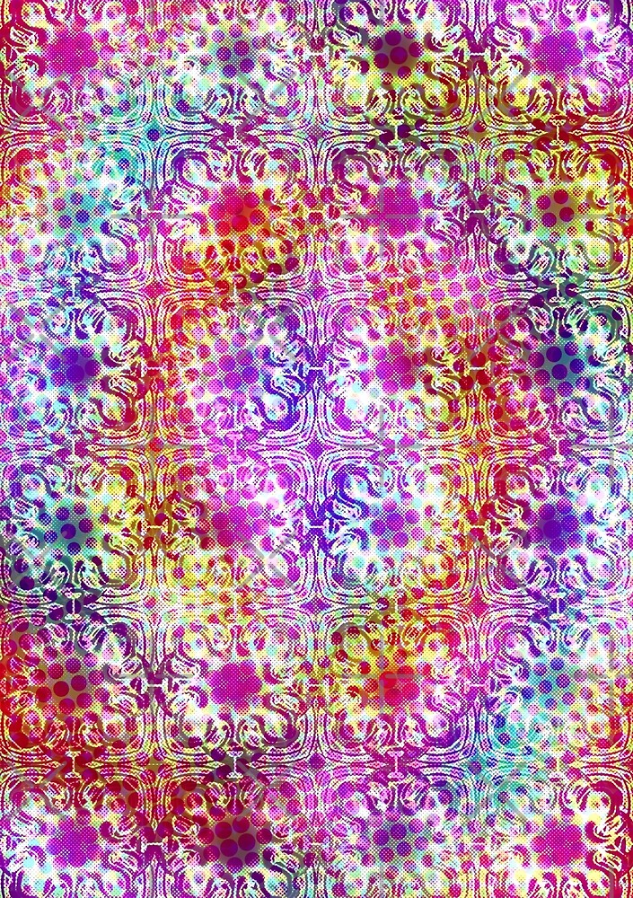 Kaleidoscopic by JCGair