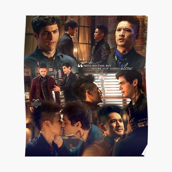 Malec Season 3 Poster