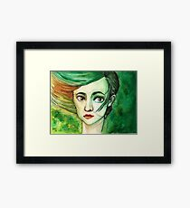 Forest Fey Framed Print