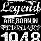 Fishing Legends Are Born In February 1948 by wantneedlove