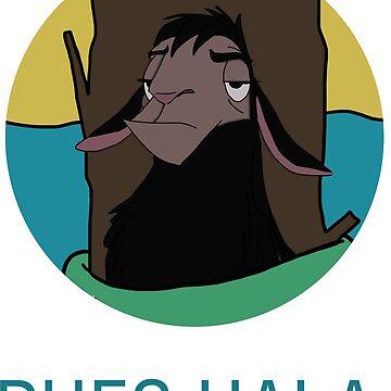 Kuzco Well hala by JuliaMaud
