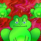 Froggies by Orla Cahill