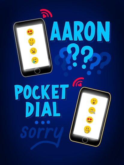 Pocket Dial by scrapyardbfs