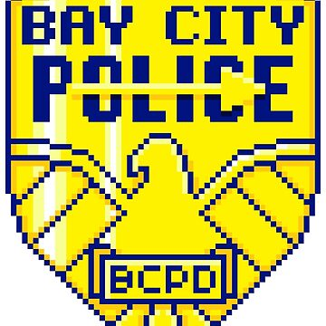 Altered Carbon - BCPD badge by Rilly579