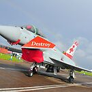 Royal Airforce Typhoon by Aviationimage