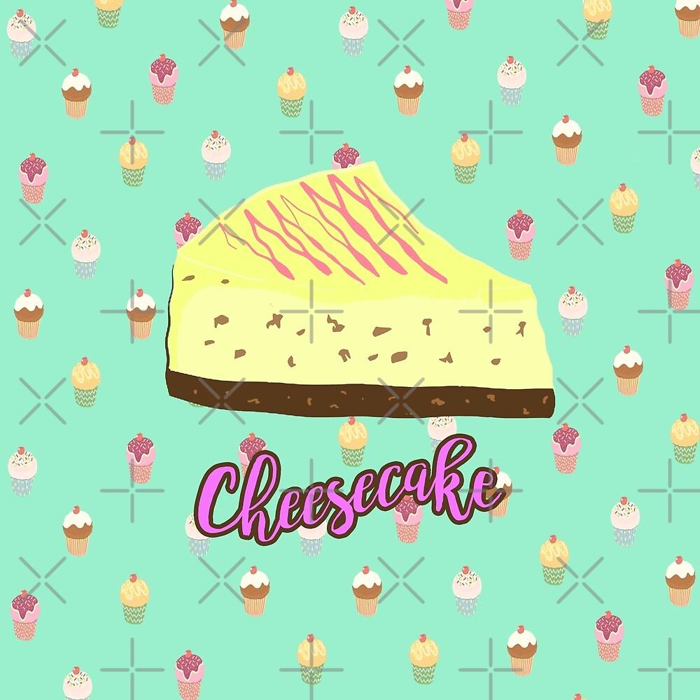 Cheesecake by Barnyardy
