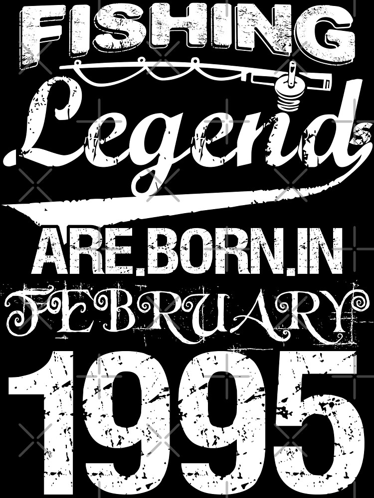 Fishing Legends Are Born In February 1995 by wantneedlove