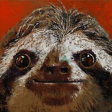 Sloth by michaelcreese