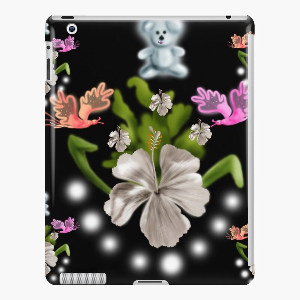 Frescura de las flores Funda y vinilo para iPad