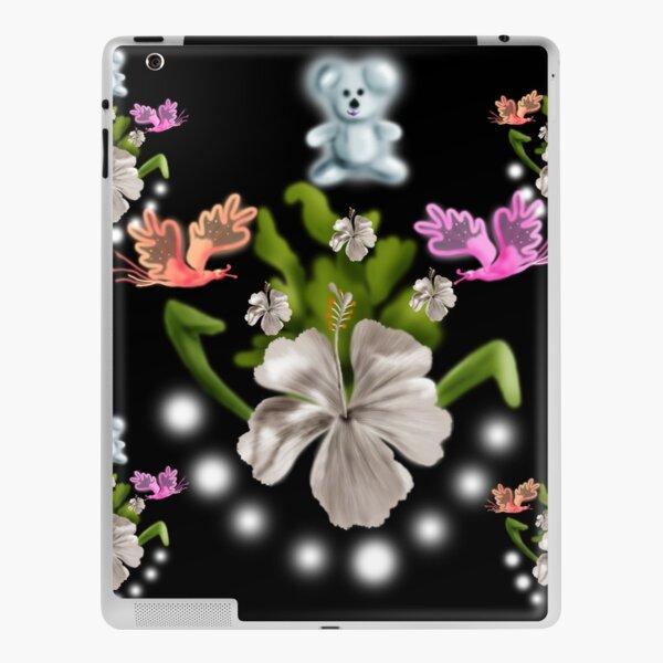 Freshness Of Flowers  iPad Skin