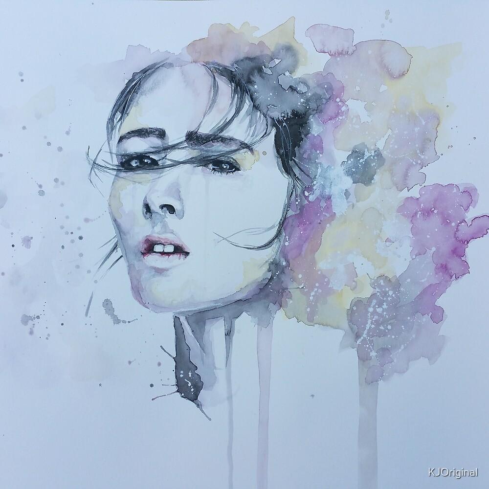 Portrait of Nicole by KJOriginal