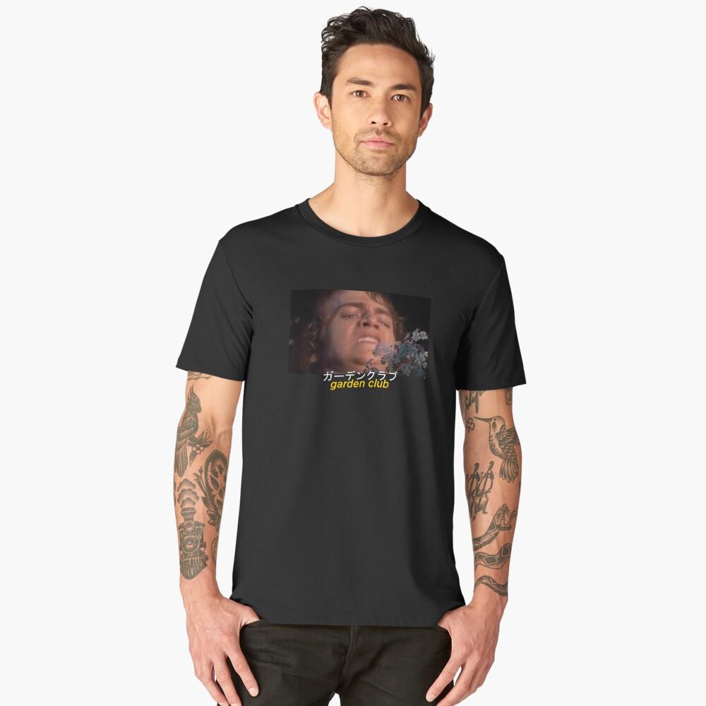 Garden Club  ガーデンクラブ - Do It Men's Premium T-Shirt Front