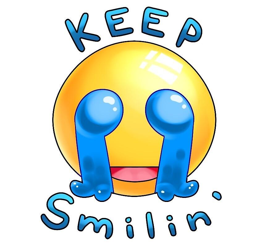 Keep Smilin by StarsOnJupiter
