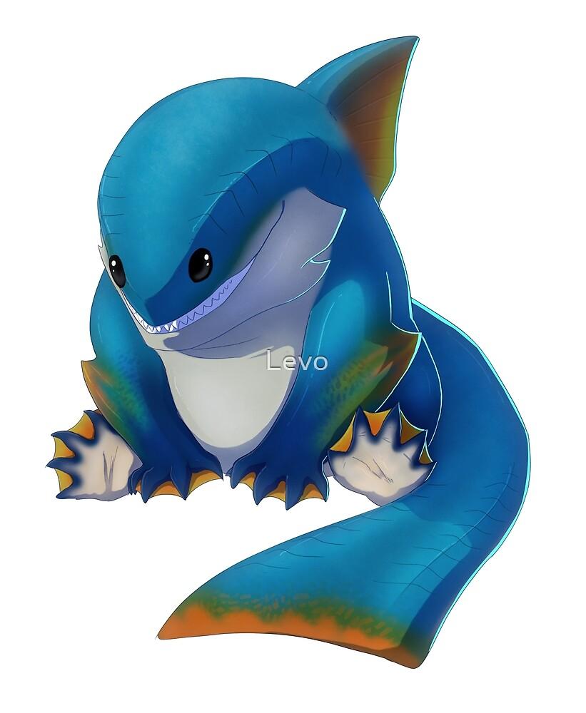 monster hunter dolphin