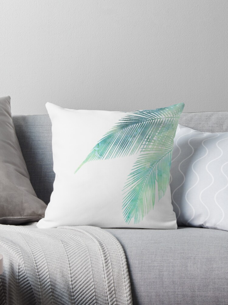 Palm Leaves by thistinybean