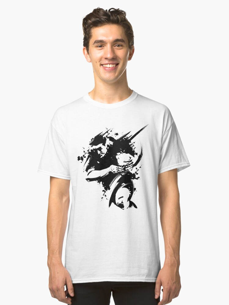 Rugby Classic T-Shirt Front