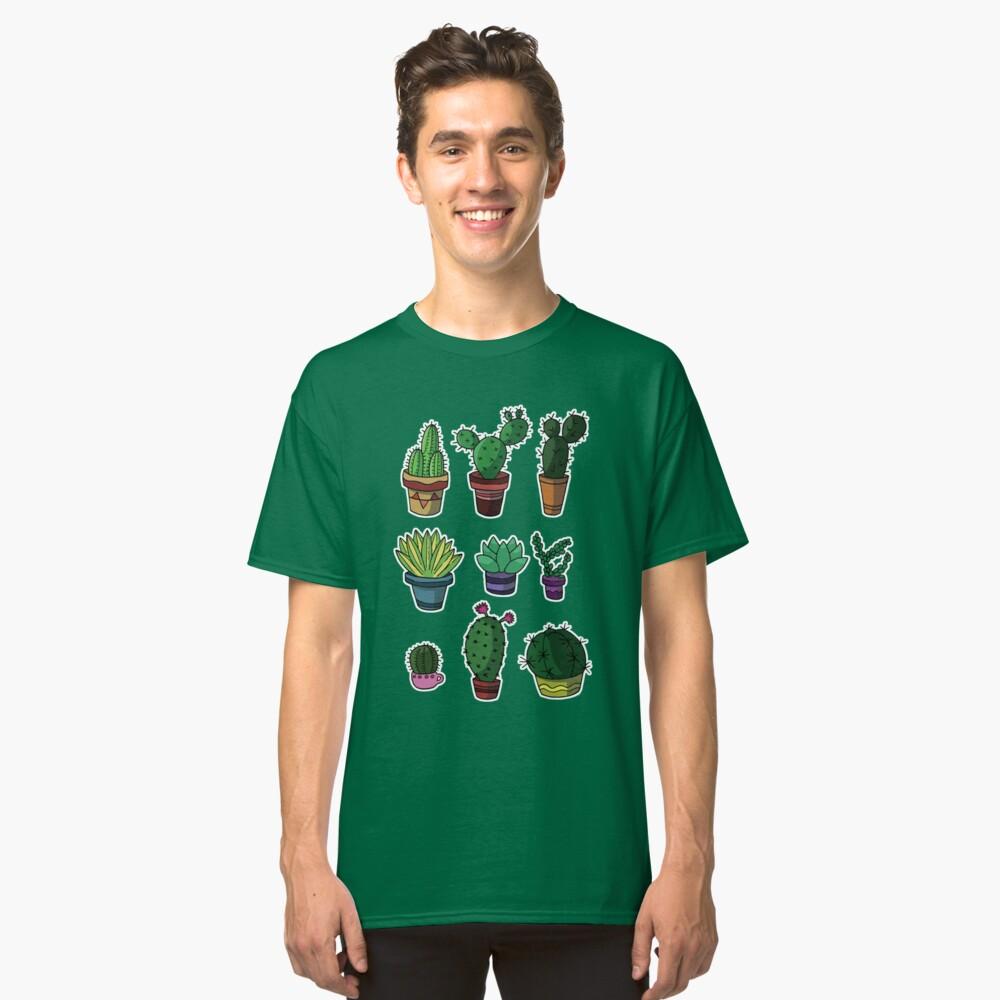 Succulent love  Classic T-Shirt Front
