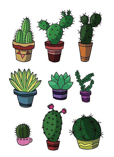 Succulent love  by mimi111art
