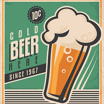 Cold Beer by LeGa