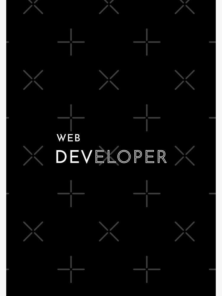 Web Developer by developer-gifts
