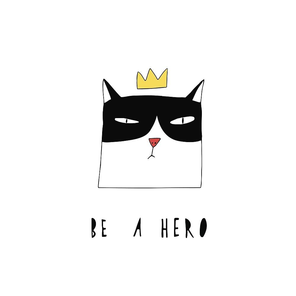 Be A Hero by ElenaLourie
