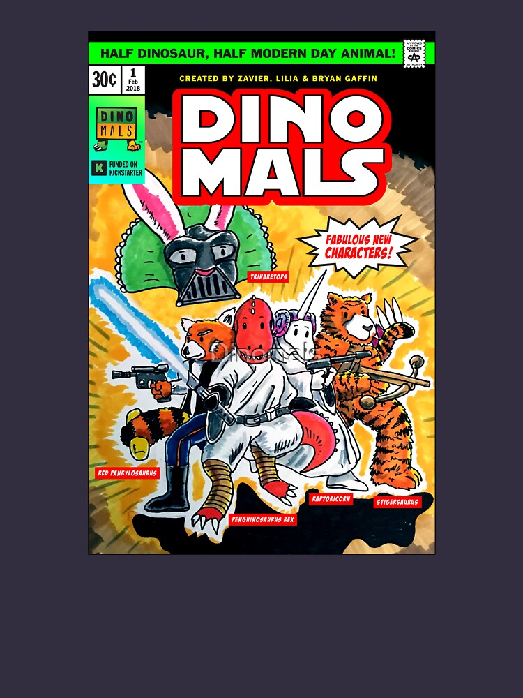 DINOMALS Cover by Dinomals