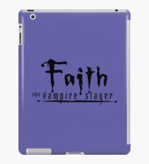 Faith – The Vampire Slayer iPad Case/Skin