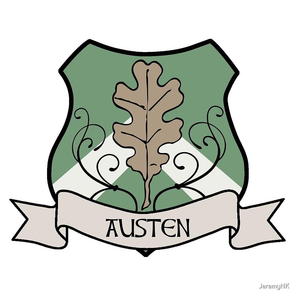 Austen Crest by JeremyNK