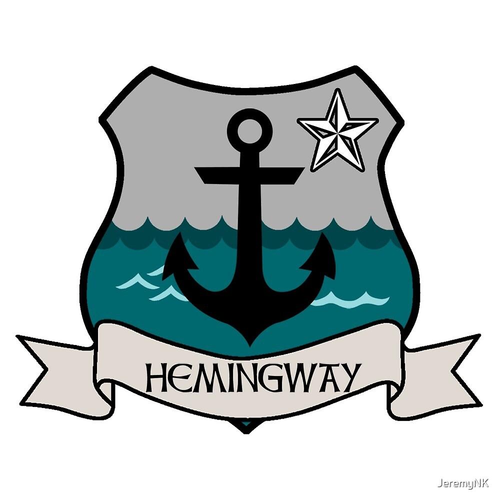 Hemingway Crest by JeremyNK