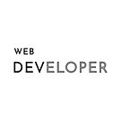 Web Developer (Inverted) by developer-gifts