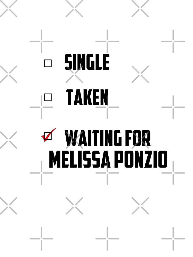 Waiting For Melissa Ponzio by NessaElanesse