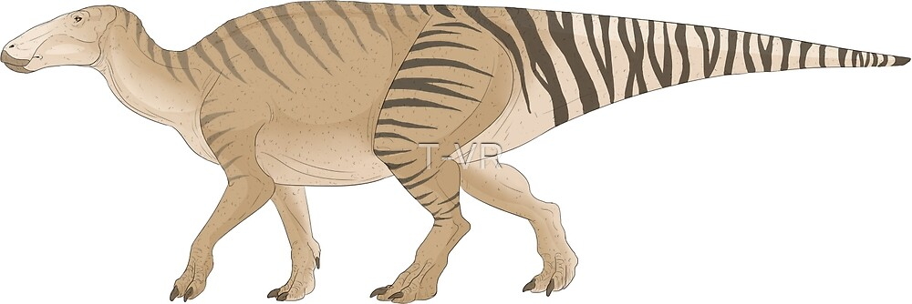 Edmontosaurus by T-VR