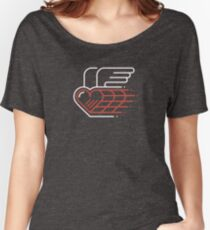 Winged Heart Relaxed Fit T-Shirt