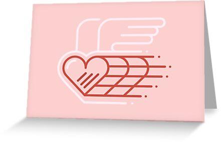 Winged Heart by gingerish