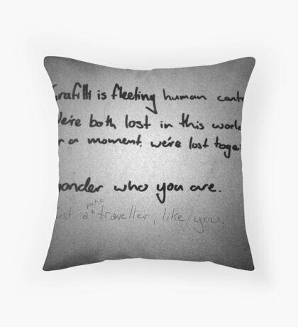 Graf Throw Pillow