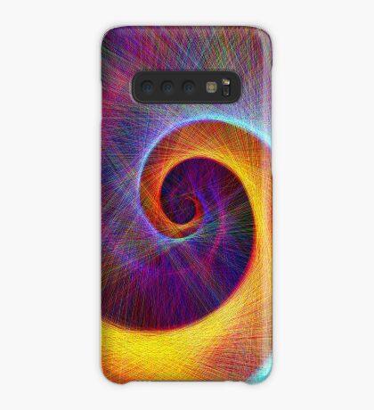 Fibonacci spiral, linify Case/Skin for Samsung Galaxy
