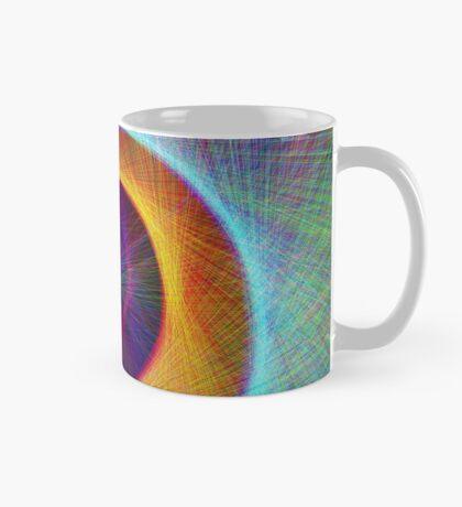 Fibonacci spiral, linify Mug