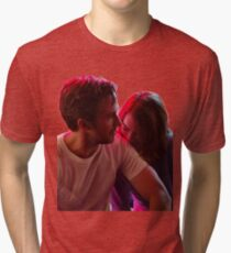 La La Land Ryan Gosling Emma Stone Movie Tri-blend T-Shirt