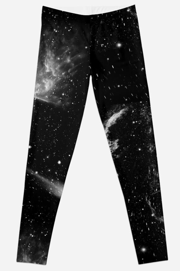 Galaxy Leggings by littletikemomma